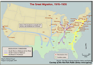 Great Migration (African American)