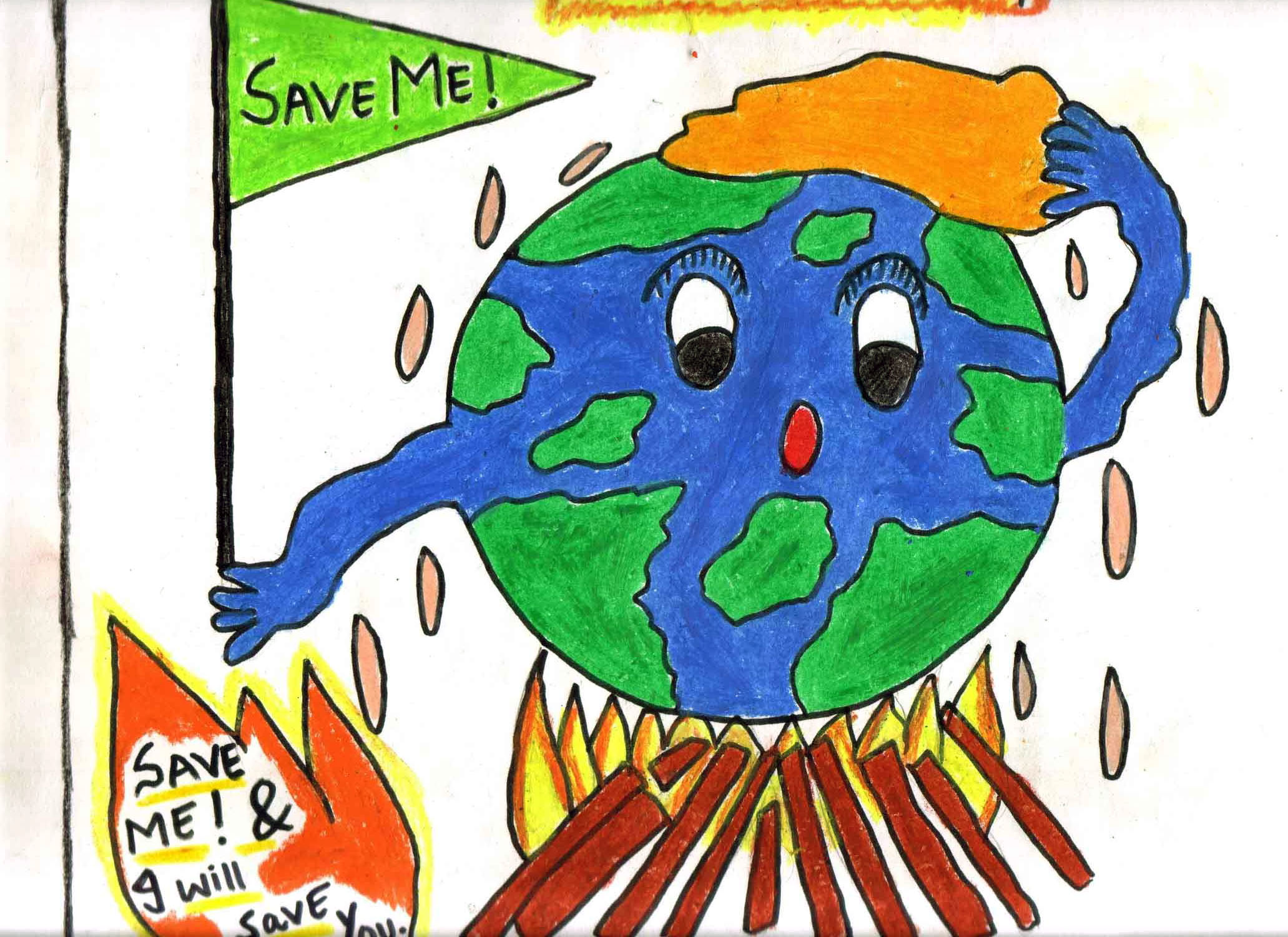 save an environment Environmental pollution is one of the key problems faced in our modern world though there have been massive technological advancement in these recent days, it has also invited negative effects to the environment by doing a simple thing like planting a tree, we shall be making the world a better place.