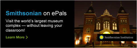 Smithsonian on ePals